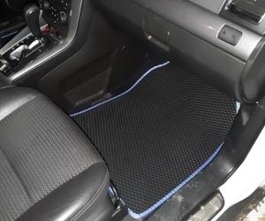 Автомобильные коврики Chevrolet Captiva II (2012 - 2016)