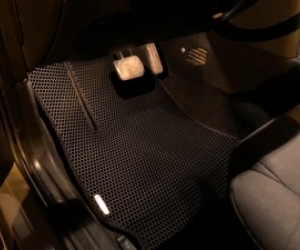 Автомобильные коврики Ford Mondeo III (2000 - 2007)