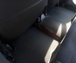 Автомобильные коврики Nissan Almera III (G15) (2012 - 2018)