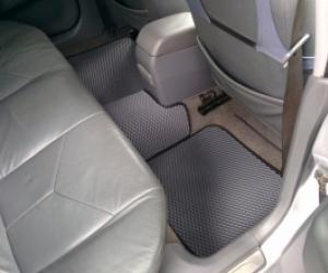 Автомобильные коврики Mitsubishi Lancer IX Правый руль (2003 - 2009)