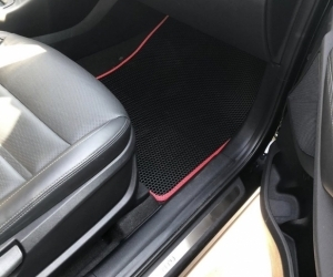 Автомобильные коврики Kia Sorento Prime III (2014 - ...)