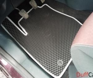 Автомобильные коврики Ford Fiesta VII Хэтчбек (2017 - ...)