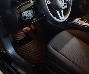 Автомобильные коврики Mercedes-Benz A-Class IV (W177) (2018 - ...)