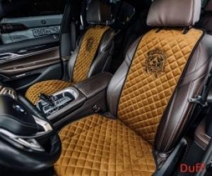 Накидки на сиденья Автомобильные накидки из алькантары