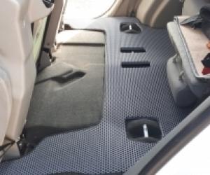 Автомобильные коврики Chevrolet Orlando 7 мест (2010 - 2015)