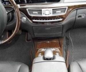 Автомобильные коврики Mercedes-Benz S-klasse V (W221) (2005 - 2013)