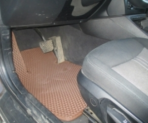 Автомобильные коврики BMW X1 (E84) (2009 - 2015)