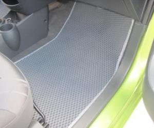 Автомобильные коврики Chevrolet Spark III (2009 - 2015)