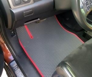 Автомобильные коврики Honda CR-V IV (2012 - 2016)