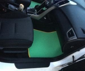 Автомобильные коврики Hyundai i30 I (FD) (2007 - 2012)