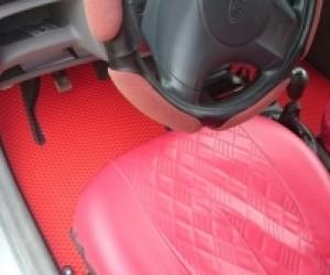 Автомобильные коврики KIA Picanto I (2004 - 2011)