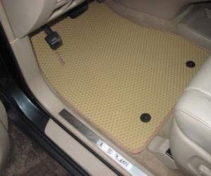 Автомобильные коврики Lexus RX III (2009 - 2012)