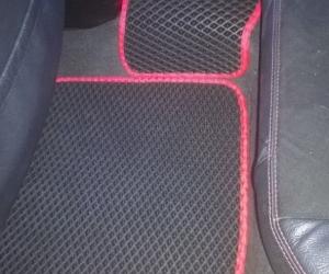 Автомобильные коврики Mitsubishi Lancer X (2007 - ...)