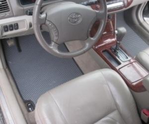 Автомобильные коврики Toyota Camry XV30 V (2001 - 2006)