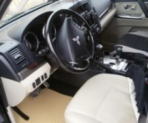 Автомобильные коврики Mitsubishi Pajero IV 5d (2006-…)