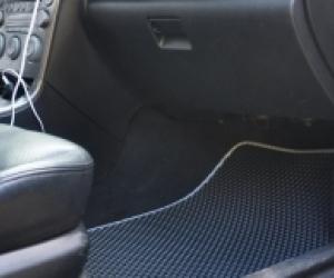 Автомобильные коврики Mazda 6 I (GG) (2002 - 2008)