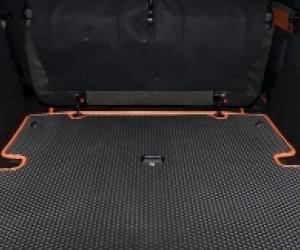 Автомобильные коврики LADA (ВАЗ) Largus (R90) 5 мест (2012 -2019)