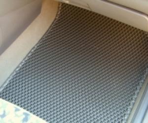 Автомобильные коврики Chery Amulet I (A15) (2003 - 2010)
