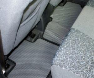 Автомобильные коврики Chery Bonus I (A13) (2011 - 2014)