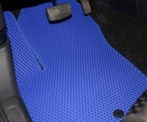 Автомобильные коврики Mitsubishi Outlander III (2012 - …)