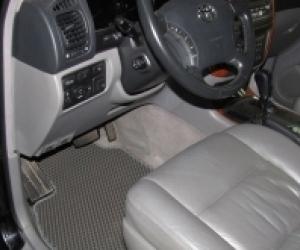 Автомобильные коврики Toyota Land Cruiser 100 (1998 - 2007)