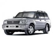 Toyota Land Cruiser J100 Левый руль (1998 - 2007)