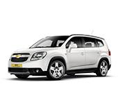 Chevrolet Orlando 5 мест (2010 - 2015)
