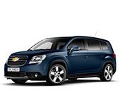 Chevrolet Orlando 7 мест (2010 - 2015)