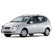 Chevrolet Rezzo Минивэн (2000 - 2008)