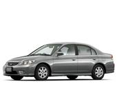 Honda Civic Ferio III правый руль (2000 - 2006)
