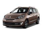 Renault Scenic III  Grand 7 мест (2009 - 2015)