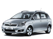 Toyota Corolla Verso II (E120) 5 мест (2001 - 2007)