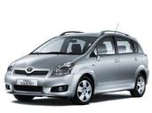 Toyota Corolla Verso II (E120) 7 мест (2001 - 2007)