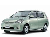 Toyota Raum II (XZ20) Левый руль (2003 - 2011)