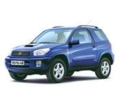 Toyota RAV 4 II (CA20) 3 двери (2000 - 2006)
