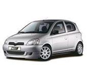 Toyota Yaris I (XP10) (1999 - 2005)
