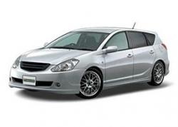 Toyota Caldina III (T240) Правый руль (2002 - 2007)