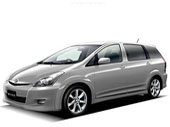 Toyota Wish I (AE10) Правый руль (2003 - 2009)