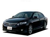 Toyota Allion II (T260) Правый руль (2007 - 2010)