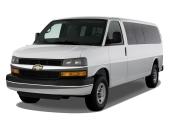 Chevrolet Express (1996 - 2002)