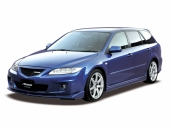 Mazda Atenza I правый руль (2002 - 2007)