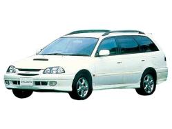 Toyota Caldina II (T210) Правый руль (1997 - 2002)