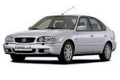 Toyota CorollaVIII (E110) Правый руль (1995 - 2002)