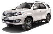 Toyota Fortuner I (AN50, AN60) 7 мест (2004 - 2015)