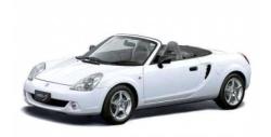 Toyota MR-S III (W30) Правый руль (1999 - 2007)