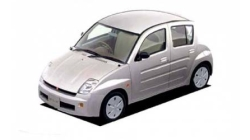 Toyota WiLL I (Vi) Правый руль (2000 - 2001)