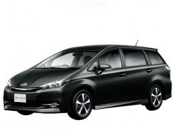 Toyota Wish II (AE20) Правый руль (2009 - 2017)