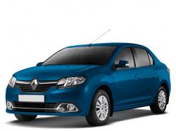 Renault Logan II (2012 - ...)