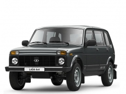 LADA (ВАЗ) 2131 (4x4) 5d (1993 - …)