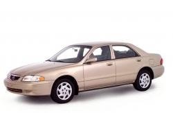 Mazda 626 LX (USA) (1997 - 2002)